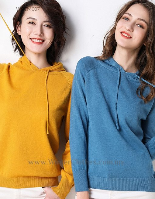 Women 10 Colors Cardigans Hoodie