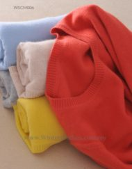 Women 16 Colors Classic Base Layers Cashmere Knit Wear